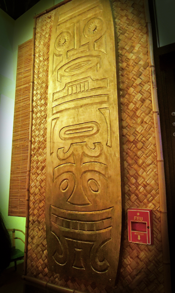 Fancy Tiki Wall Art Mold - All About Wallart - adelgazare.info