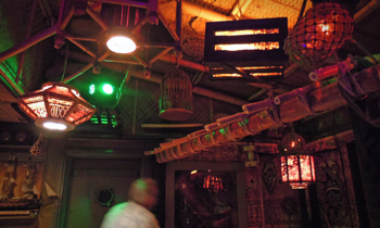 Tonga Hut, Palm Springs